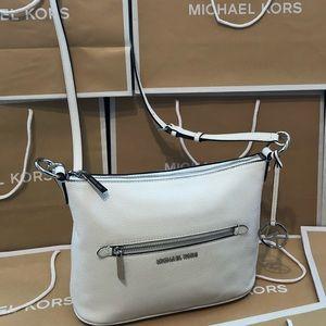 $248 Michael Kors Lupita Crossbody Handbag Bag